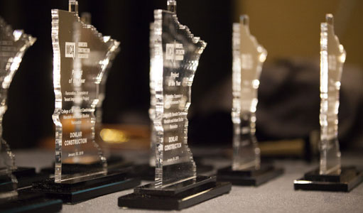 MINNESOTA CONSTRUCTION ASSOCIATION HONORS ITS MEMBERS WITH THE 2021 AWARDS OF EXCELLENCE